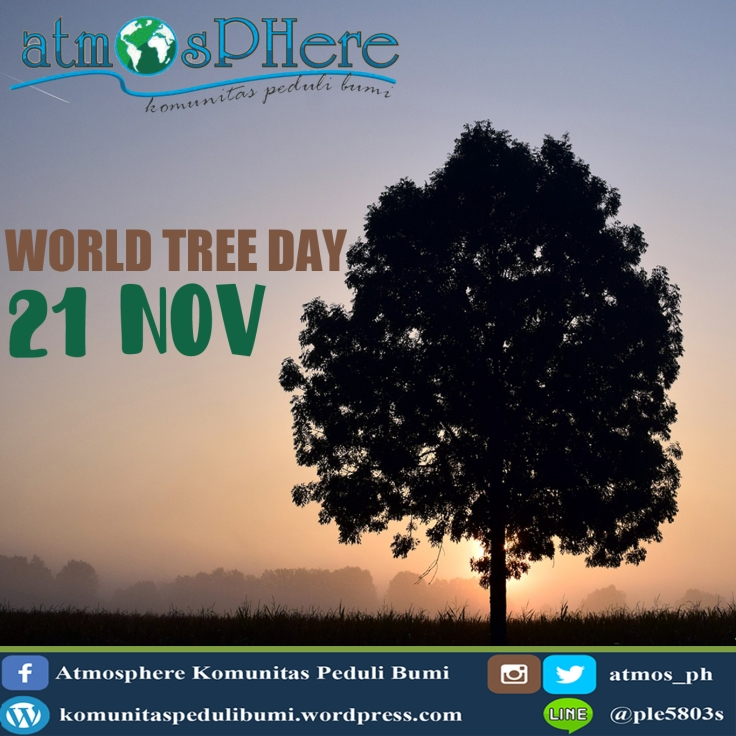 WORLD TREE DAY